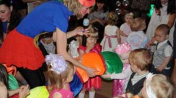 Дитячі святкові бали