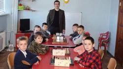 1 тур шахового турніру