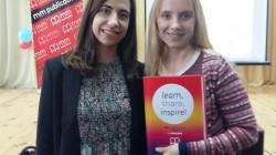 Світлана Олегівна відвідала семінар від MM Publications and Linguist LTD Ukraine з тренеркою Eleni Gionnari.