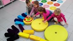 Загальнорозвиваючі заняття для дітей від 1,5 до 4х років