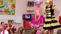 Проведення дитячих свят: днів народження, випускних, вечірок