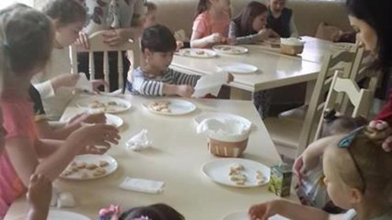28 травня  в Ель Сад пройшов майстер-клас від РозУмки