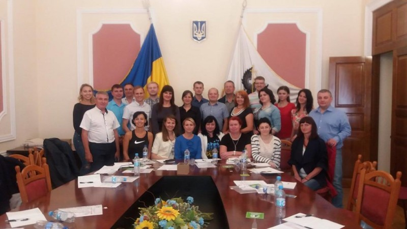 15 липня керівник Студії Юлія Жданова відвідала тренінг