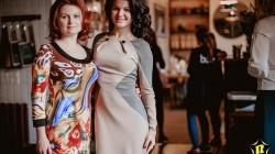 Руководители Студии РозУмка, Анна Пушкарь и Юлия Жданова, выступили в качестве спикеров на арт-завтраке по теме «Доверие в бизнесе и партнерстве».
