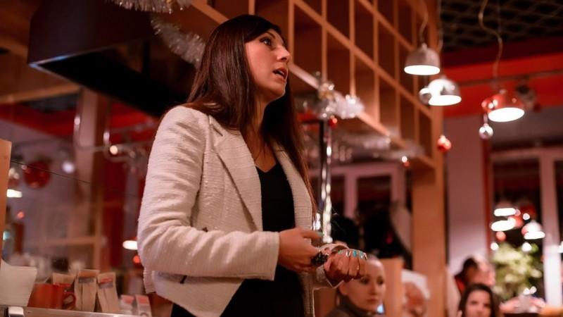 25 листопада 2016 р. в Чашка Espresso Bar відбулася зустріч з нашим психологом Черевко Валентиною на тему