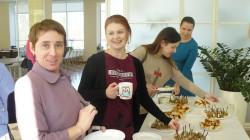 26 січня керівник студії Ганна Пушкар відвідала бізнес-сніданок