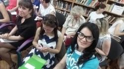 31 травня Юлія Жданова, керівник Студії РозУмка, відвідала методичний майстер-клас «How to Get Students Speaking»