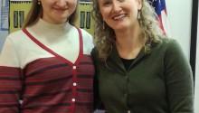 Ольга Михайлівна відвідала методичний семінар для вчителів англійської мови з теми «Виправлення помилок: стратегії, техніки, завдання», що відбувся в America Houseв Києві.