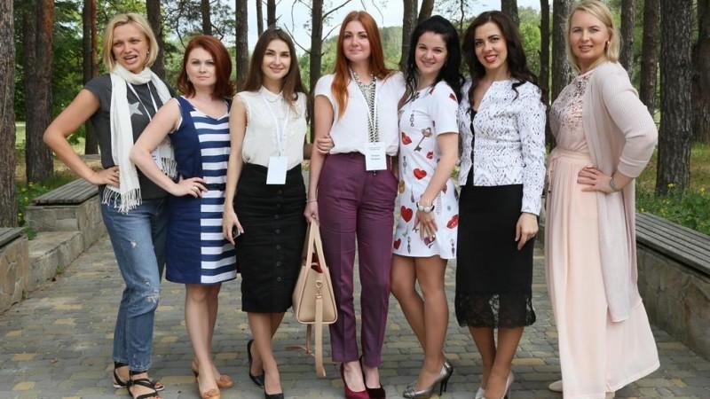 19-20 травня 2017 р. керівники Студії Ганна Пушкар та Юлія Жданова відвідали Всеукраїнський бізнес-фест