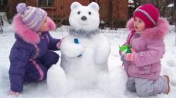 Снеговик Розумка