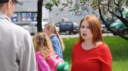 Акція «Даруємо радість дітям міста»
