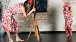 Фотоконкурс для мам и дочек – «СОВСЕМ КАК ПОДРУГИ»