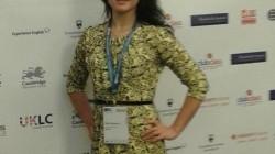 Юлія Жданова відвідала  міжнародний Форум вчителів іноземних мов