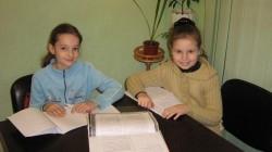 Успехи учеников по английскому языку
