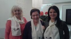 Чернігівська Ліга ділових та професійних жінок зустрічала Пінелу Бомбачі