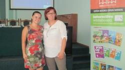 Жанна Юрьевна посетила семинар