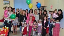О награждении финалистов конкурса «Совсем как подруги», май 2013 г.