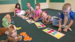 Індивідуальні заняття з дошкільнятами і молодшими школярами